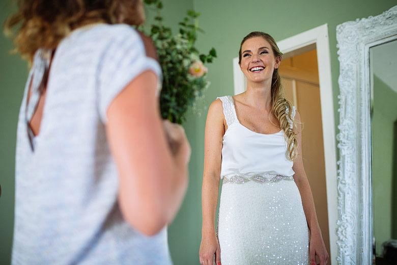 Vestido de novia por Josefina Obarrio