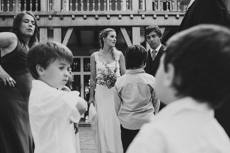 casamiento de dia en Estancia Santa Elena