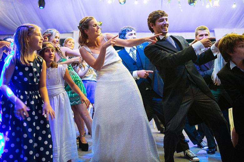 fotos de coreografias de baile en casamientos