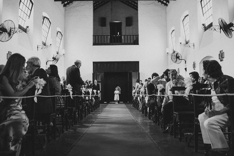 Casamiento en la Iglesia Inmaculada Concepcion de Tigre