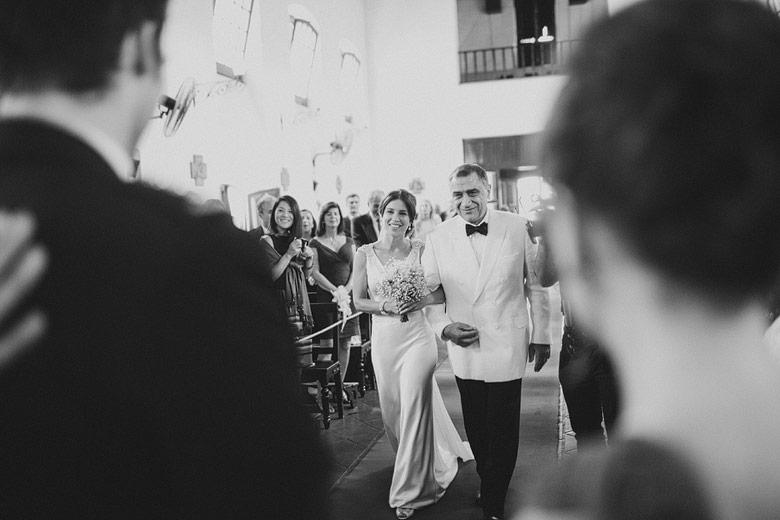 Fotos de casamiento en la Parroquia Inmaculada Concepcion de Tigre