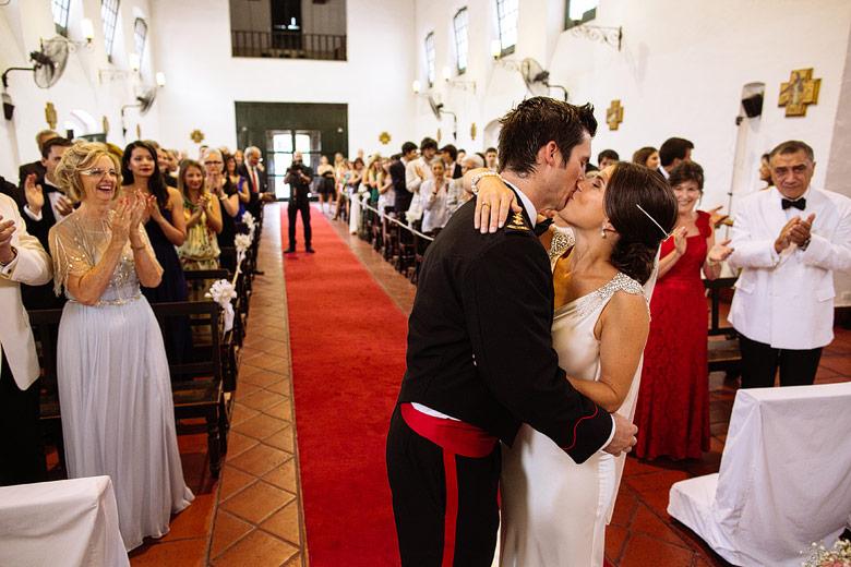 fotos de casamiento de dia en la iglesia inmaculada concepcion de Tigre