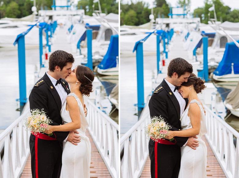 sesion de fotos de casamiento en marinas golf tigre