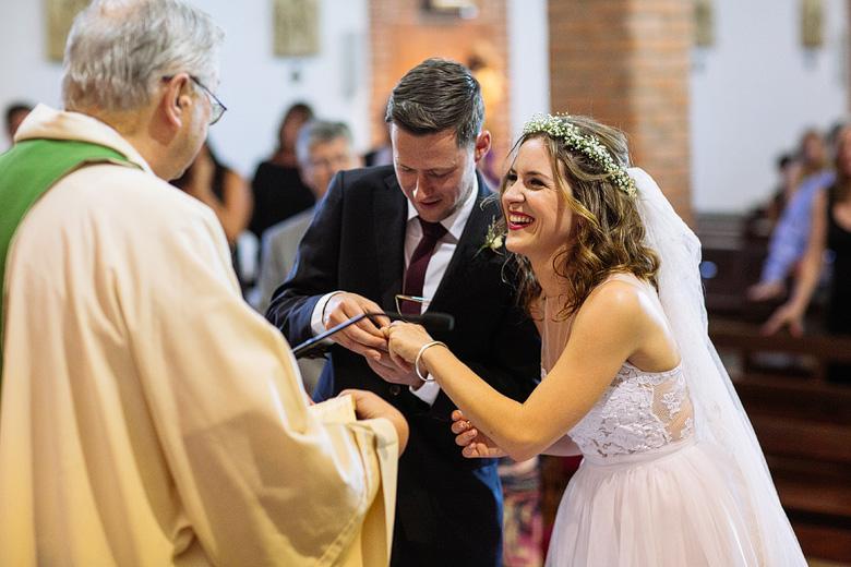 fotos entretenidas de boda