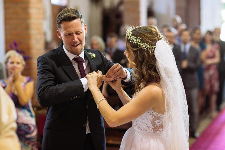 fun wedding pictures in UK