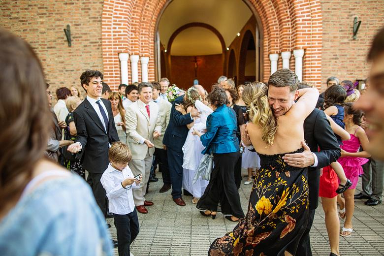 fotografias de boda en la iglesia san luis gonzaga