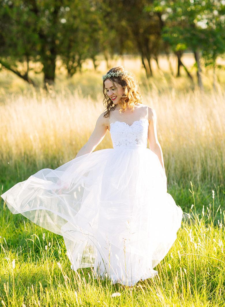 bride wedding dress by Grace Loves Lace