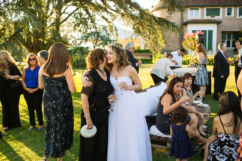 fotos de recepcion de casamiento en estancia santa elena