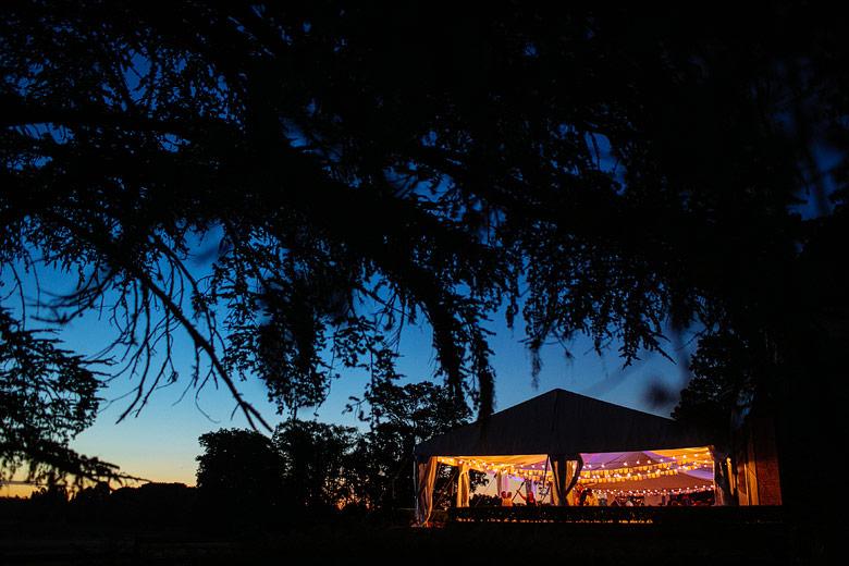 fotos de carpa para casamiento en estancia santa elena