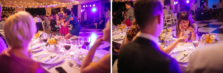 fotos de casamiento de noche sin flash