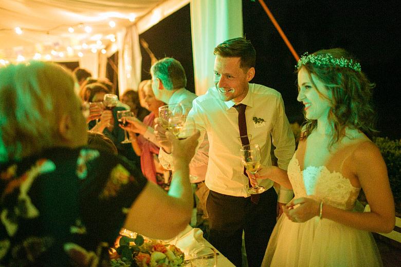 wedding photos without flash