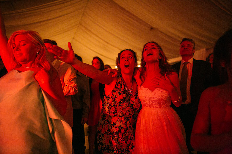 fotos de boda sin usar flash