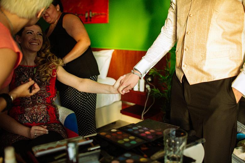 snapshot wedding photographer