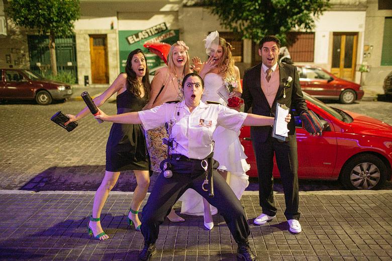 fotos de casamiento divertidas