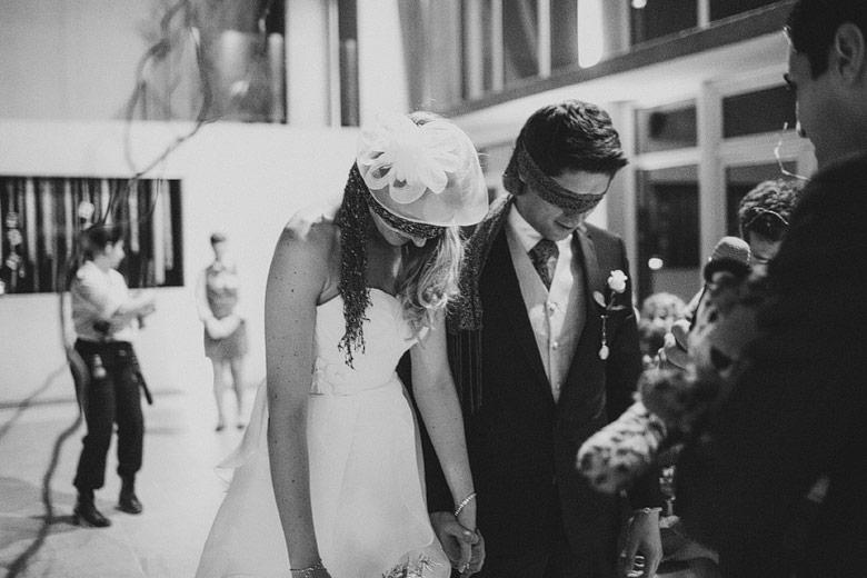 ceremonia de boda no tradicional