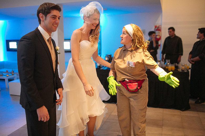 Endogroup en casamiento