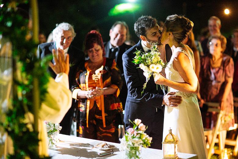 fotos de casamiento con flash fuera de camara