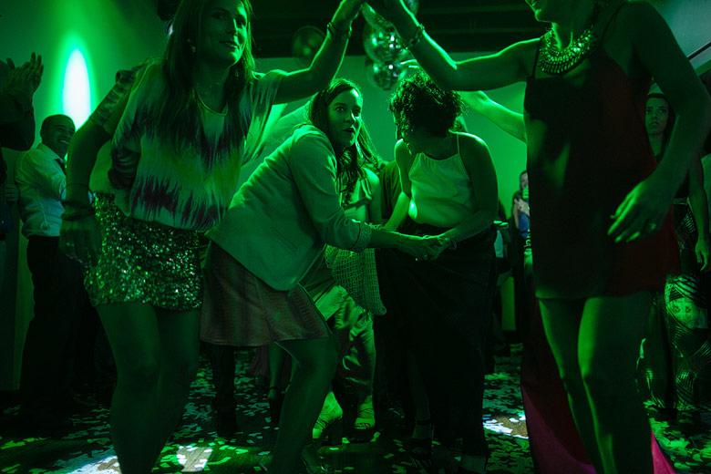 fotos de baile en casamiento en estancia la linda