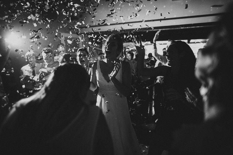 fotos de papelitos en casamiento