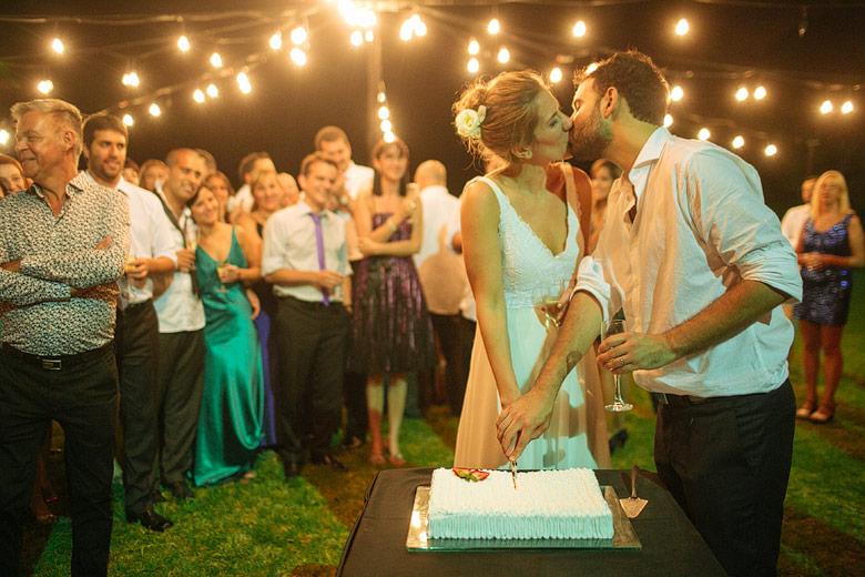 fotos de casamiento de noche en Estancia La Linda