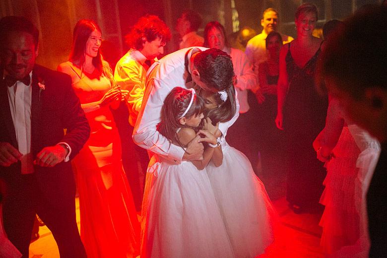 fotos casamiento padre e hijos