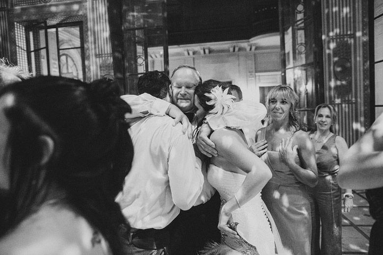 Fotografía emotiva de casamiento