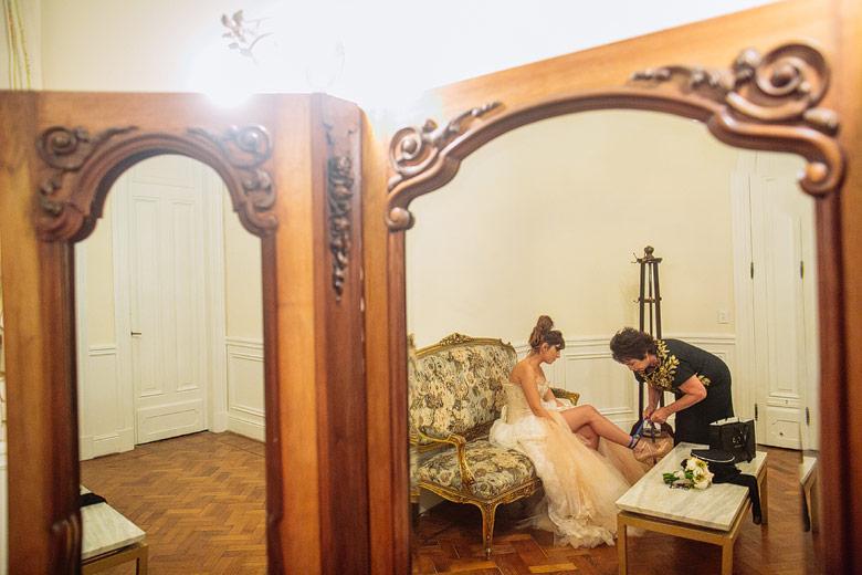 foto reportaje de casamiento en buenos aires