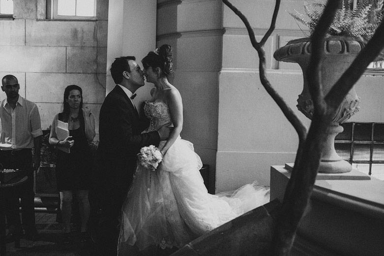 fotos no posadas de casamiento
