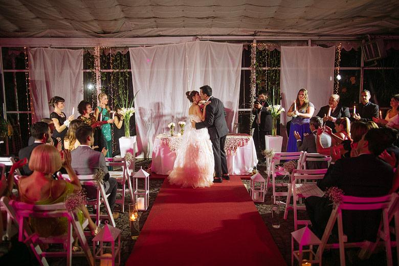 wedding ceremony photos in palacio bencich, buenos aires