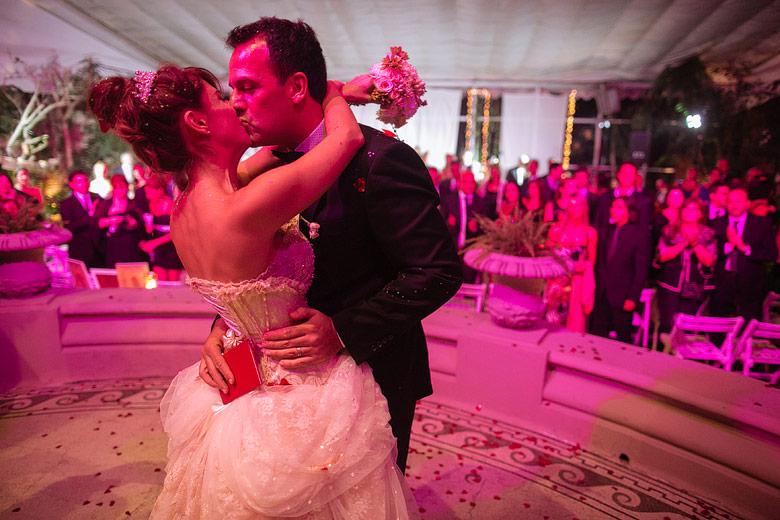 fotos de casamiento sin flash