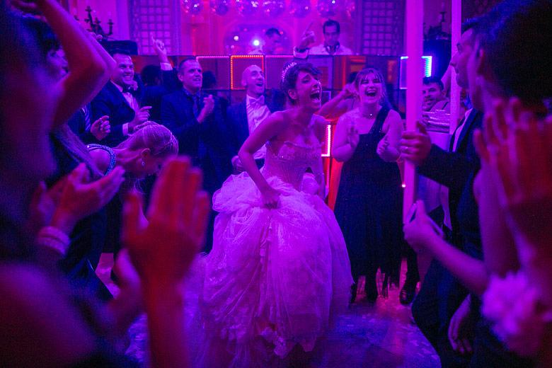 no flash wedding pics