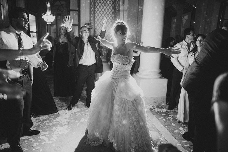 fotos de casamiento en el palacio bencich