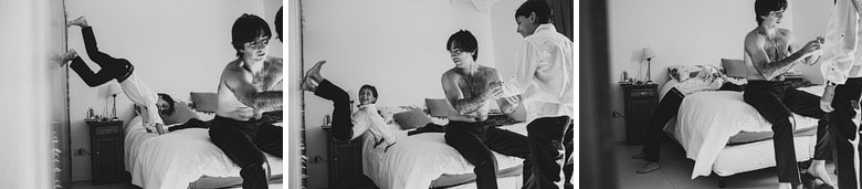 fotografia documentalista de casamiento
