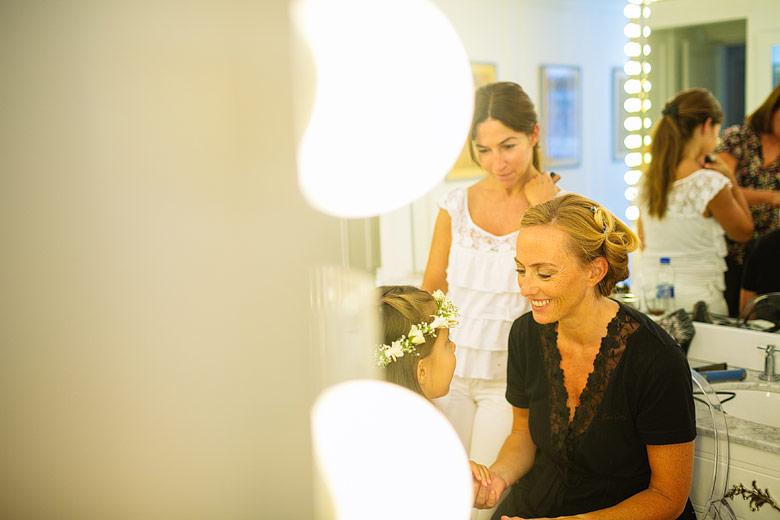 maquillaje de novia por Marina Lanusse
