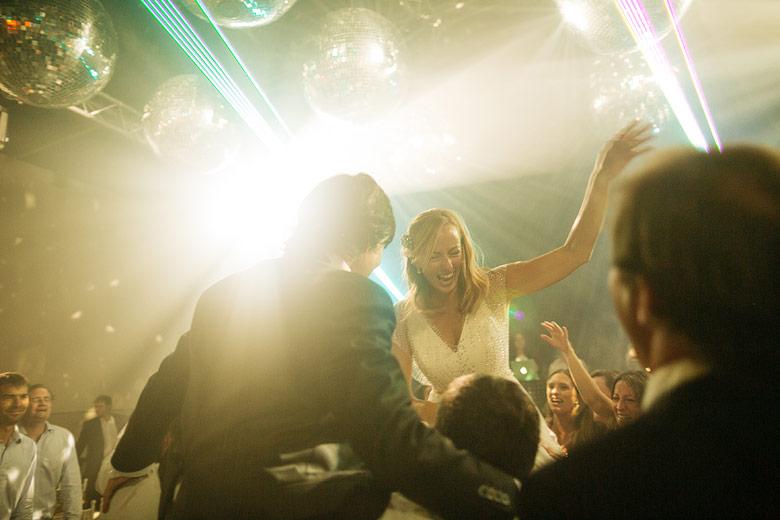 fotos de baile en astilleros milberg