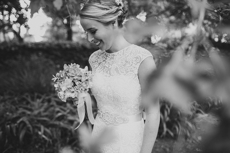 sesiones de fotos espontáneas de novias