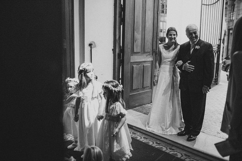 vestido de novia por Marcelo Senra