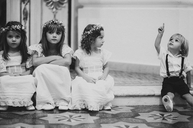 fotos simpaticas de casamiento