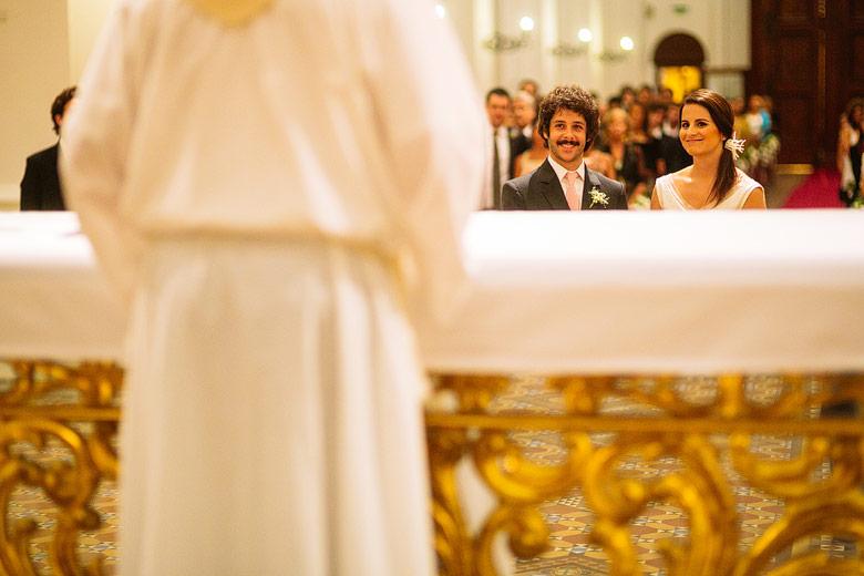 fotos profesionales de casamiento en la Iglesia San Ignacio de Loyola
