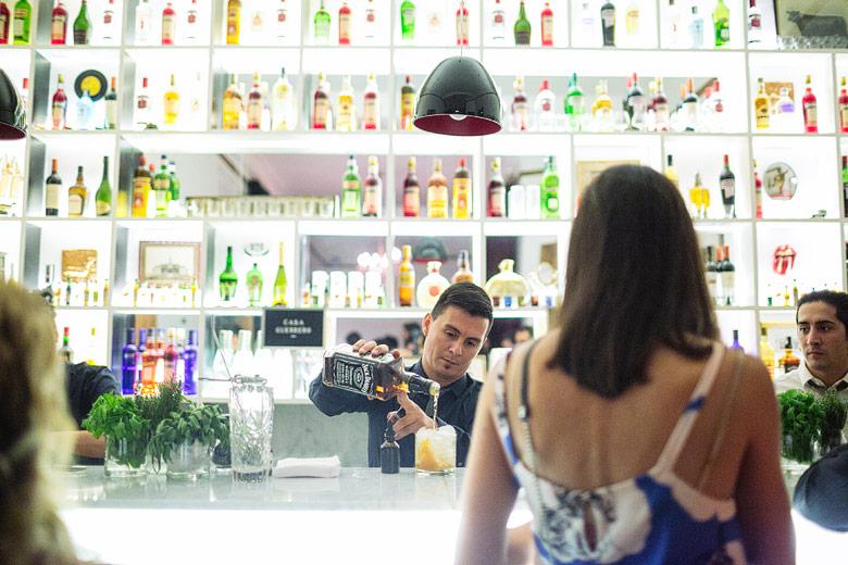 Spirits, Servicio de Bares Móviles en casamiento en Casa Guerrero