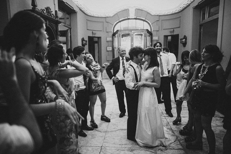 fotos de casamiento en Casa Guerrero
