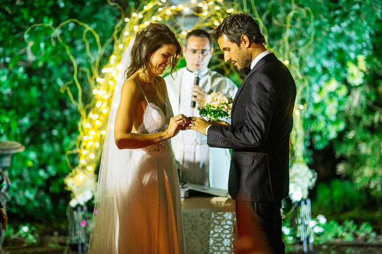 fotografia de casamiento naturalista