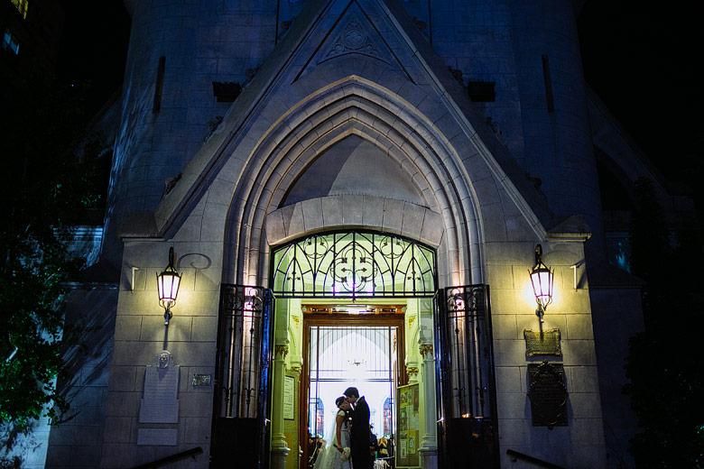 fotos de casamiento en la Parroquia Nuestra Señora del Carmen, Ramos Mejía