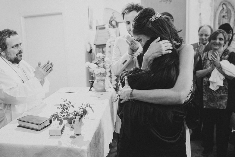 reportaje de casamiento en buenos aires