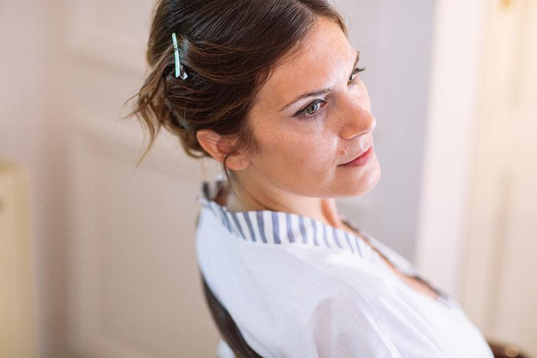 Kar Fakiel make up novia
