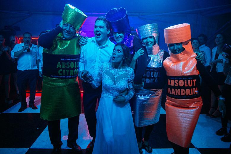 fotos divertidas casamiento