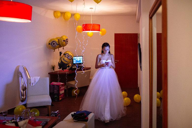 fotografo de autor en cumpleaños de 15