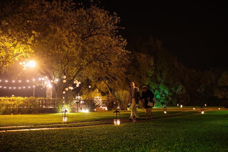 night wedding buenos aires