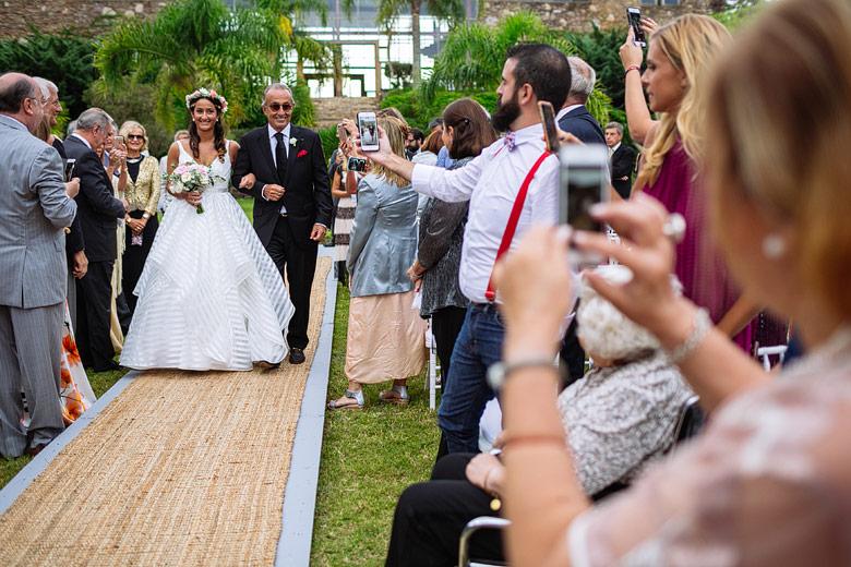 bodas al aire libre uruguay