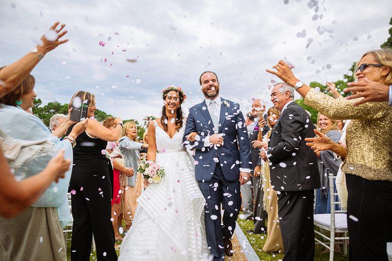 fotografia de casamiento punta del este